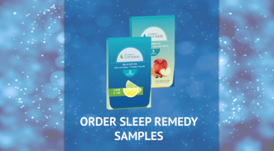 Doc Parsley Sleep Remedy Sample
