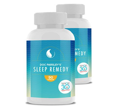 Sleep Remedy Capsules